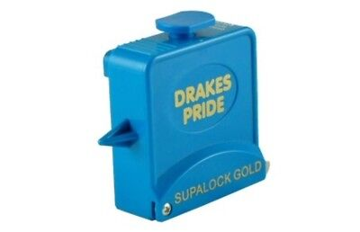 Drakes Pride - 9ft Supalock Gold String Measure - AquaBowls Measuring Tape
