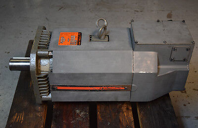 Mitsubishi Sj-15a Sj15a Ac Spindle Motor 11kw15kw For Cont.30min At 15000 T