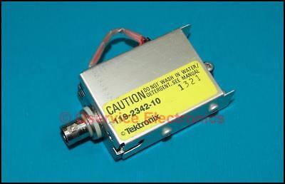 Tektronix 119-2342-10 Attenuator Ch-2 For 2467b 2465b Oscilloscopes Id 1321