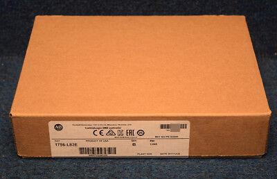New Sealed Allen Bradley 1756-l82e B 1756l82e Mfg 2017controllogix5580 Logix