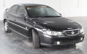HOLDEN COMMODORE SUPERCHARGED CALAIS