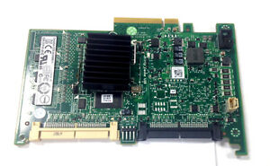 NEW!! DELL PERC 6/I dual channel Integrated SAS RAID Controller- T954J
