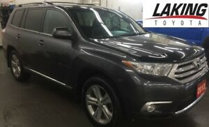 "2013 Toyota Highlander SPORT PACKAGE AWD ""QUIET SMOOTH LUXURIOUS"