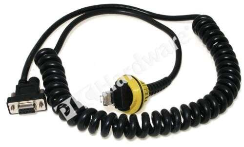 Cognex 300-1120-3R DM8000-RS232-02 DataMan 8000 RS-232 Cable 2.5 m Qty