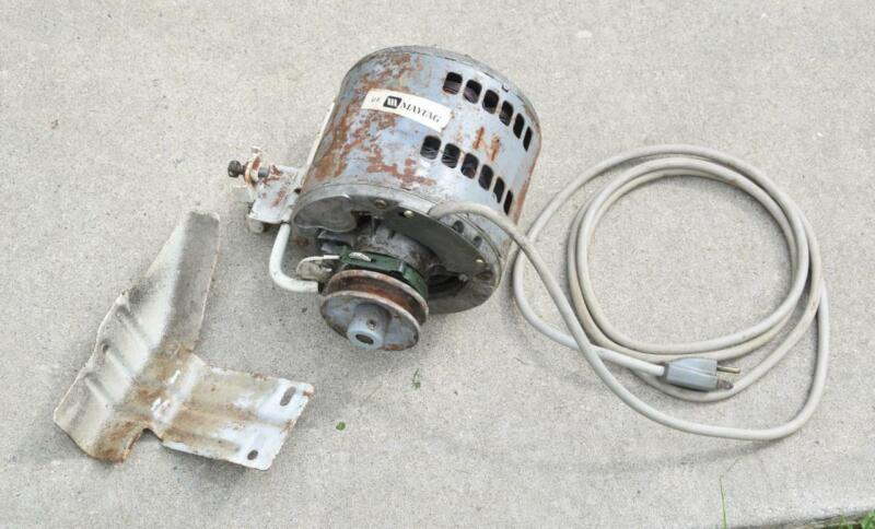 Genuine Maytag Wringer Washer USED REPLACEMENT ELECTRIC MOTOR