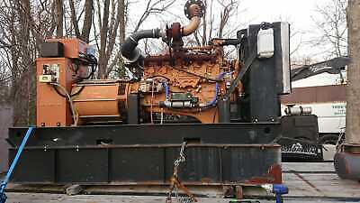Generac 150kw Generator Turbo Diesel Low Hours