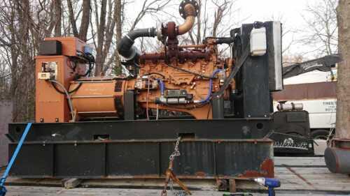 GENERAC 150kW Generator Turbo Diesel low hours