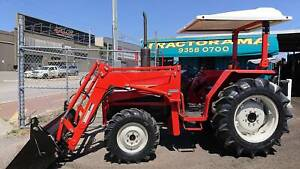 YANMAR (2) QUALITY 32HP TRACTORS /FEL Welshpool Canning Area Preview