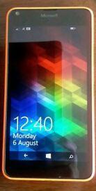 Nokia lumia 640 lte (Excellent condition)