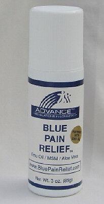 Longview Farms, Inc Blue Pain Relief Cream - 3 OZ Bottle - S