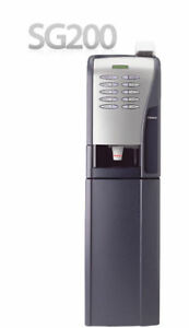 Two Saeco Rubino SG-200 Coffee vending machines