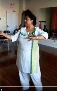 KATHAK, Bollywood dance (Also on Skype)