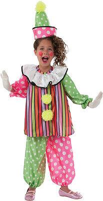Child Giggles Clown Costume