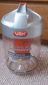 Vax Power 6 spare cylinder for £5