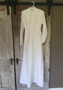 Vintage Birks Wedding Dress!