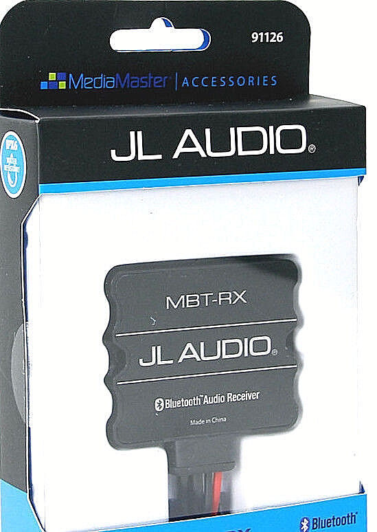 Купить JL AUDIO MBT-RX Marine Stereo Rated Add-On Bluetooth Adapter Module Brand New