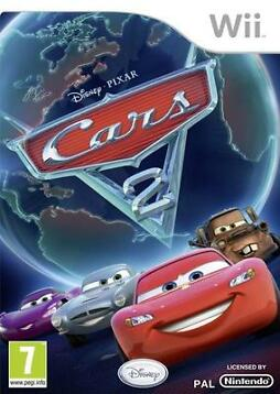 WiiGameShopper.nl | Cars 2 - Wii