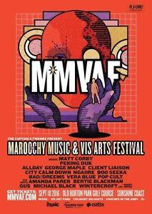 Maroochy Festival Ticket! Tweed Heads Tweed Heads Area Preview