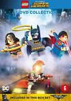 LEGO DC Comics Super Heroes Collection op DVD