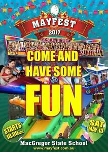 MAYFEST 2017 Sunnybank Brisbane South West Preview