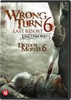 Wrong Turn 6: Last Resort DVD (Films, DVD & CD)