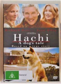 Hachi A Dogs Tale dvd $2 Pick-up from Carindale