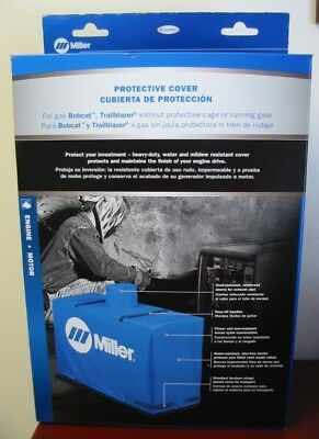 Miller Genuine Welder Protective Cover For Bobcat Trailblazer Wo Cage 301099