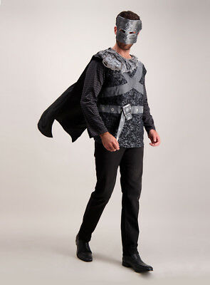 Halloween ADULT MENS Warrior King Fancy Dress Costume  NEW (Warrior King Kostüm)