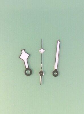 ETA Snowflake Tudor Style Watch Hand Set For ETA 2824 Etc - DAMAGED - TO CLEAR!
