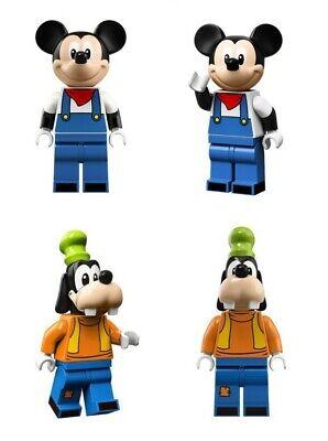 LEGO DISNEY Mickey Mouse And Goofy Minifigures Set 71044 Disney Train Station