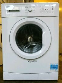 Beko 6kg Washing Machine ***FREE DELIVERY & CONNECTION***3 MONTHS WARRANTY***