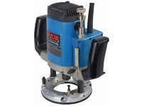 Rouyer Ryobi RE601- 110V- 1/2 inch- professional router. Boxed