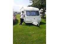 Aby Yorkshire Diamond 5 berth caravan