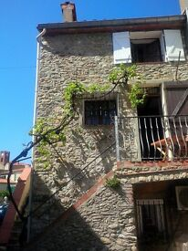 Charming village house in Pyrennees orientales for sale (7km from the sea)
