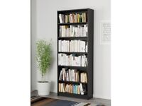 BILLY, Bookcase 80x28x202cm, black-brown, IKEA OCP Aberdeen WAS £55 #BARGAINCORNER
