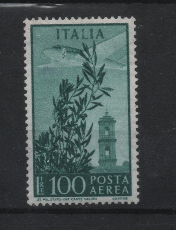D516 Italie 763 postfris Vliegtuigen