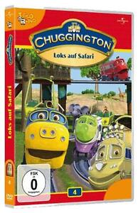 Chuggington Vol. 4 - Loks auf Safari - DVD - *NEU*