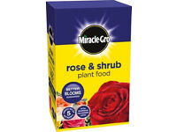 Miracle Grow Shrub Food 4kg