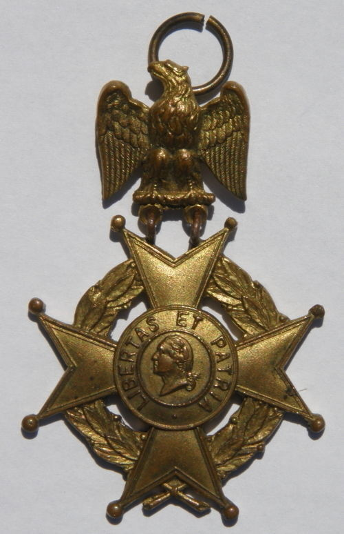 Spanish-American War Service medal   Sons of the American Revolution