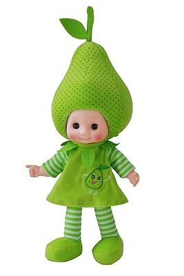 Musical - Singing Stuffed Fruit Dolls - Pear 1 Pc (Doll10D  ^)