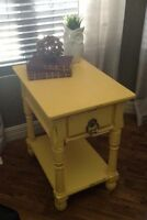 Great end table