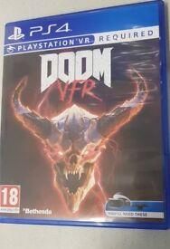 Doom for PlayStation VR