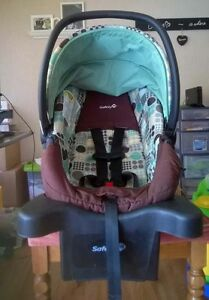 Car seat and Batman Cover