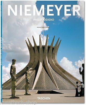 Fachbuch Oscar Niemeyer, Architektur des Hedonismus, GÜNSTIG, TOLL, Softcover