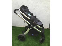 Chicco Urban Pram (parent and front facing)