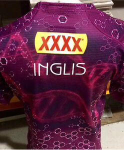Queensland origin players training jersey with gps pocket Engadine Sutherland Area Preview
