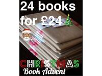 Children's advent calendar books