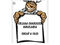 ***6 BOXES £55 MOSA CREAM CHARGERS***
