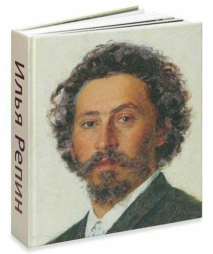 Book Ilya Repin. On the 175th anniversary of his bir. ALBUM Art Илья Репин