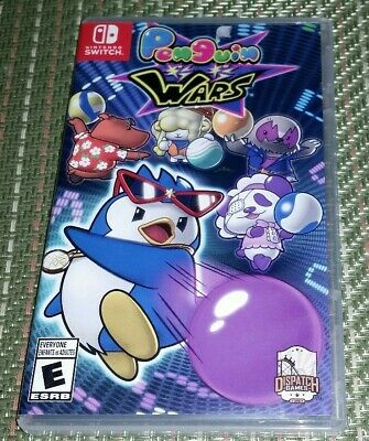 Penguin Wars (Nintendo Switch, 2018)